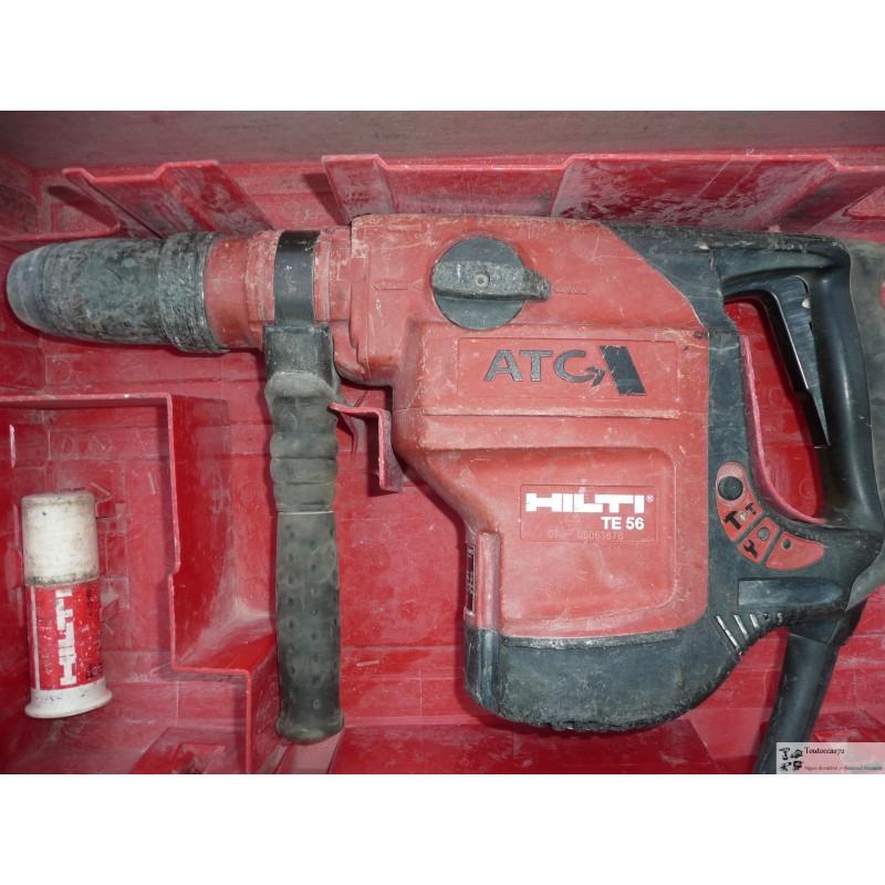 Perforateur burineur hilti te 56 atc toutoccas72 - Perforateur burineur hilti ...