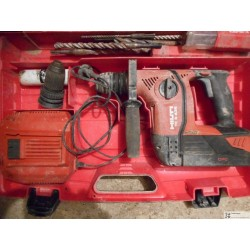 lot perforateur HILTI  TE 6 A 36 AVR + scie sabre WSR 36