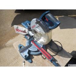 Scie à onglets radiale 1400W 216mm GCM 8 S BOSCH