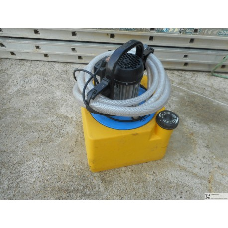 Pompe à détartrer D25 V4V