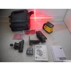 Laser Stanley SCL Croix automatique