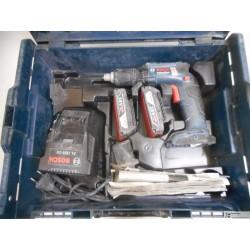 visseuse placo Bosch GSR 18 V-EC TE
