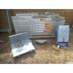 Monte matériaux EDIMATEC / COMABI NEVADA