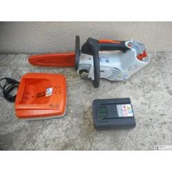 Tronçonneuse d'élagage  à batterie STIHL MSA 160 T
