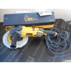 DEWALT - Polisseuse à vitesse variable 1250W - DWP849X