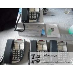 Lot de 4 téléphones Adept Telecom A30