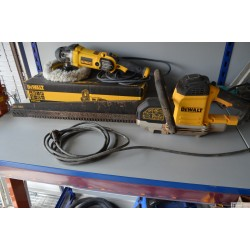 Scie alligator DEWALT 450 mm 1700 W  DWE398