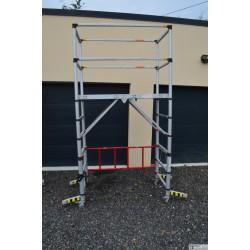 Teletower échafaudage Télescopique tubesca 3.70CM