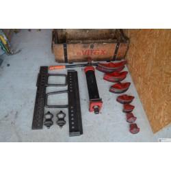 GROSSE Cintreuse hydraulique VIRAX