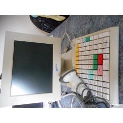 Lot Ecran , clavier DIGIPOS + douchette